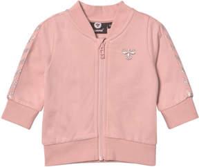 Hummel Pink Milla Zip Jacket