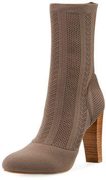 Charles by Charles David Shirley Stretch-Knit Tall Bootie