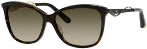 Safilo USA Dior Metal Eyes 2 Cat Eye Sunglasses