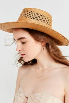 Brixton Wide Brim Straw Hat