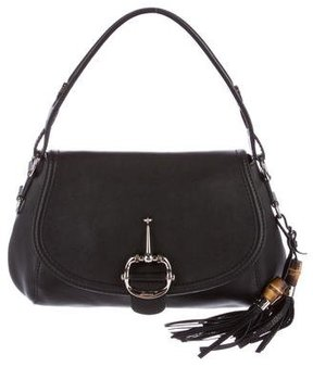 Gucci Techno Horsebit Bag - BLACK - STYLE