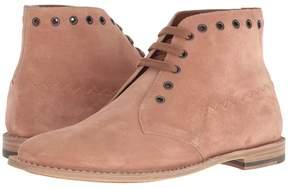 Bottega Veneta Suede Ankle Boot Men's Boots