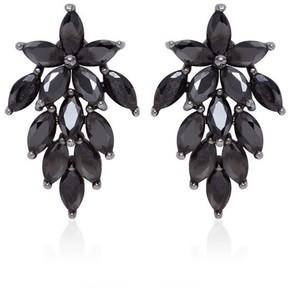 Fallon Mini Monarch Cluster Earrings
