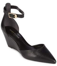 Kenneth Cole Emery Point Toe Pumps