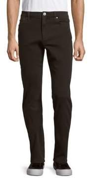 Joe's Jeans Savile Straight-Fit Five-Pocket Pants