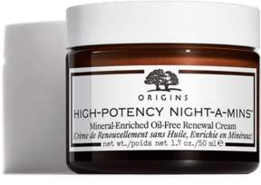 High-Potency Night-A-Mins Mineral-enriched Oil-free Renewal Cream