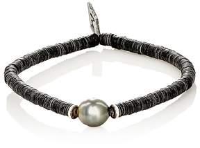 M. Cohen Men's Sibyl Pearl & Disk-Bead Bracelet