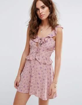 Flynn Skye Printed Tea Dress