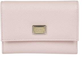 Dolce & Gabbana St. Dauphine French Wallet - ROSA - STYLE