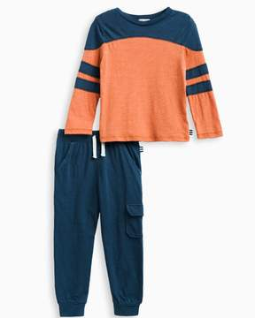 Splendid Little Boy Slub Jersey Set