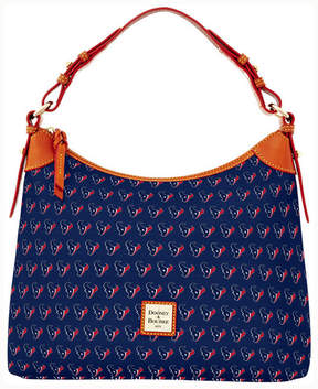 Dooney & Bourke Houston Texans Hobo Bag - NAVY - STYLE