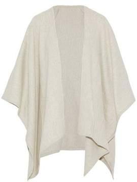 Rag & Bone Striped Brushed Merino Wool Wrap