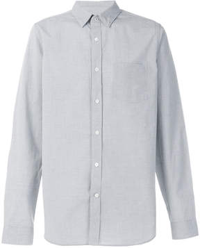 Closed plain shirt
