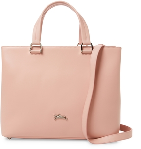 Longchamp Women's Honore Leather Tote Bag