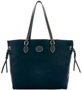 Dooney & Bourke Nylon Shopper Tote - BLACK BLACK - STYLE