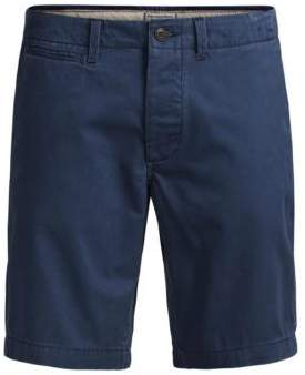 Jack and Jones Humus Cotton Chino Shorts