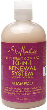 Shea Moisture Sheamoisture SheaMoisture Superfruit Complex 10-in-1 Renewal System Shampoo Super Fruit