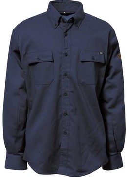 Caterpillar Flame Resistant Work Shirt with Stretch Panel (Men's)
