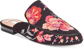 INC International Concepts Anna Sui Loves Gannie Mules, Created for Macy's Women's Shoes