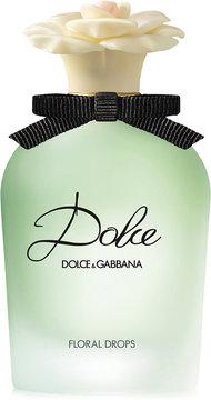 Dolce & Gabbana Dolce Floral Drops Eau de Toilette Spray, 1.6 oz.
