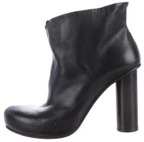 Liviana Conti Leather Ankle Boots