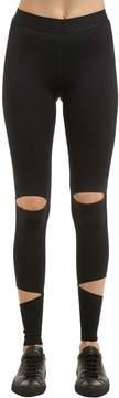 Ivy Park Stretch Leggings W/ Cutouts