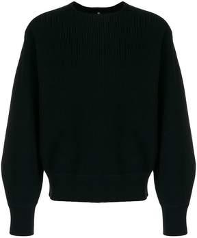 Oamc round neck jumper