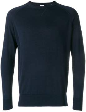 Aspesi round neck slim fit sweatshirt