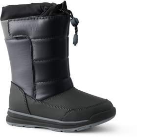 Lands' End Lands'end Kids Snow Flurry Boots