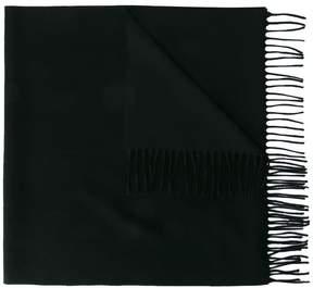 Kenzo fringed scarf