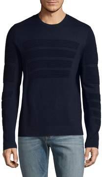 Bogner Men's Lenard Rib Wool Shirt