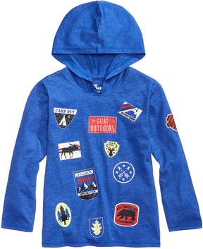 Epic Threads Wilderness Patch Hoodie, Toddler Boys (2T-5T), Created for Macy's