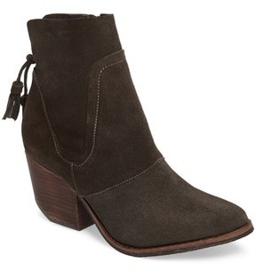 Matisse Women's Laney Notched Heel Bootie
