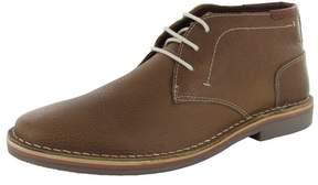Steve Madden Mens Helman-A Lace Up Chukka Boot Shoe