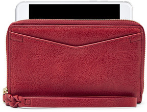 Fossil Caroline RFID Smartphone Zip Around Wallet