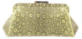 Tiffany & Co. Madison Lizard Clutch