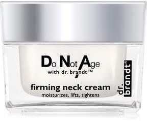 Dr. Brandt Skincare Do Not Age Firming Neck Cream, 1.7 Oz
