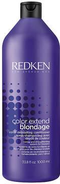 Redken Color Extend Blondage Conditioner - 33.8 oz.