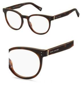 Marc Jacobs Eyeglasses 126 0ZY1 Havana Medium