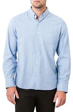 7 Diamonds Men's First Light Woven Shirt