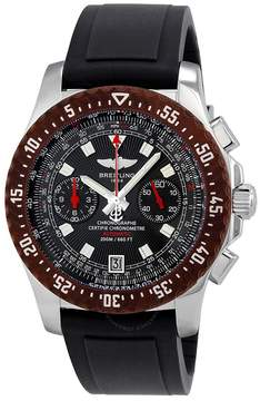 Breitling Professional SkyRacer Raven Automatic Rubber Men's Watch A27363A2-B823