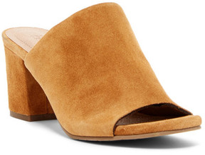 Kenneth Cole Reaction Mass-Ter-Mind 7 Suede Slip-On Mule