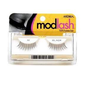 Andrea Modlash False Eyelash Strips 53 Black
