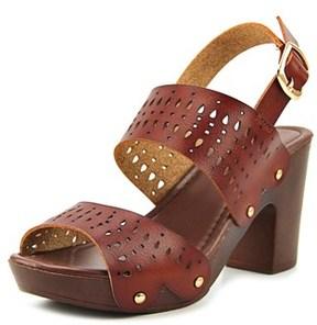 XOXO Pam Women Open-toe Synthetic Slingback Sandal.