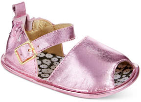 Robeez First Kicks Sophie Sandals, Baby Girls (0-4) & Toddler Girls (4.5-10.5)