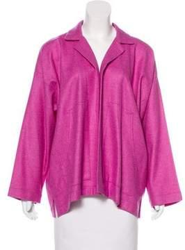 eskandar Wool Notch-Lapel Jacket