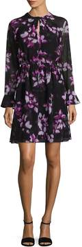 Cynthia Steffe Women's Cara Floral Printed Dress