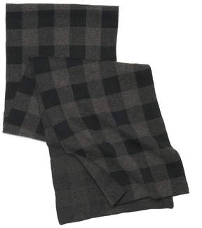 Apt. 9 Men's Buffalo Check Scarf