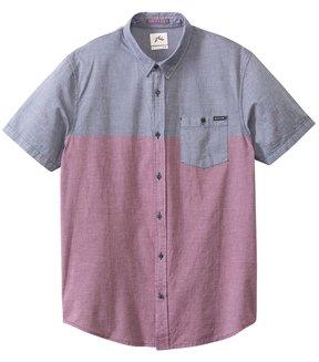 Rusty Men's Rattler Short Sleeve Shirt 8136203