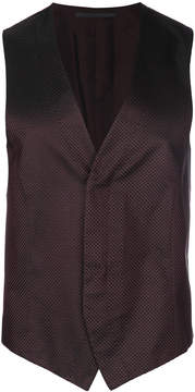 Pal Zileri concealed fastening waistcoat